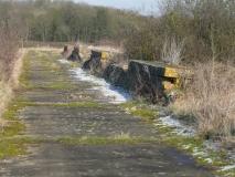 Bomb dump RAF North Luffenham