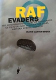 Evaders - book by Oliver Clutton-Brock